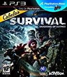 Best ACTIVISION PS3ゲーム - Cabela's Survival: Shadows of Katmai (輸入版:北米) PS3 Review
