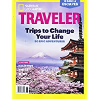National Geographic Traveller [US] June - July 2018 (単号)
