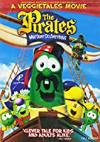 The Pirates Who Don't Do Anything: A VeggieTales Movie [FS] - DVD