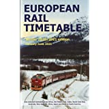 European Rail Timetable Winter 2020/2021