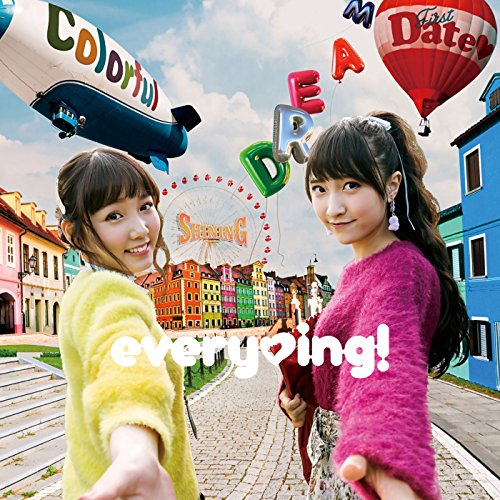 Colorful Shining Dream First Date♥