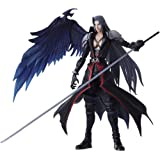 Final Fantasy Bring Arts Sephiroth (Another Form Variation) Action Figure, Multicolor