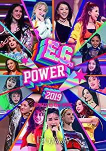【メーカー特典あり】E.G.POWER 2019 ~POWER to the DOME~(Blu-ray Disc3枚組))(初回生産限定盤)(E.G.family 集合フォトカード付)