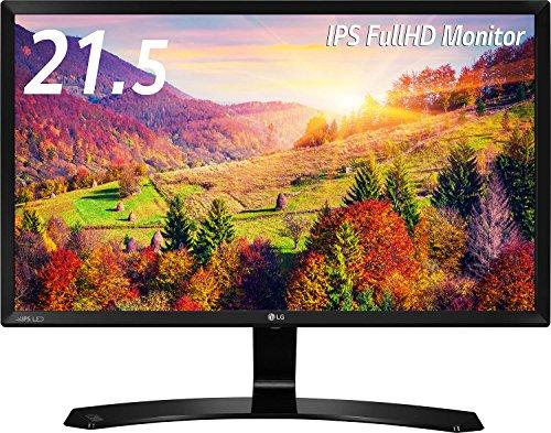 LG 22MP58VQ-P ディスプレイ モニター 21.5インチ/IPS非光沢/フルHD/HDMI