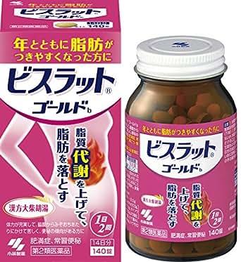 【第2類医薬品】ビスラットゴールドb 140錠
