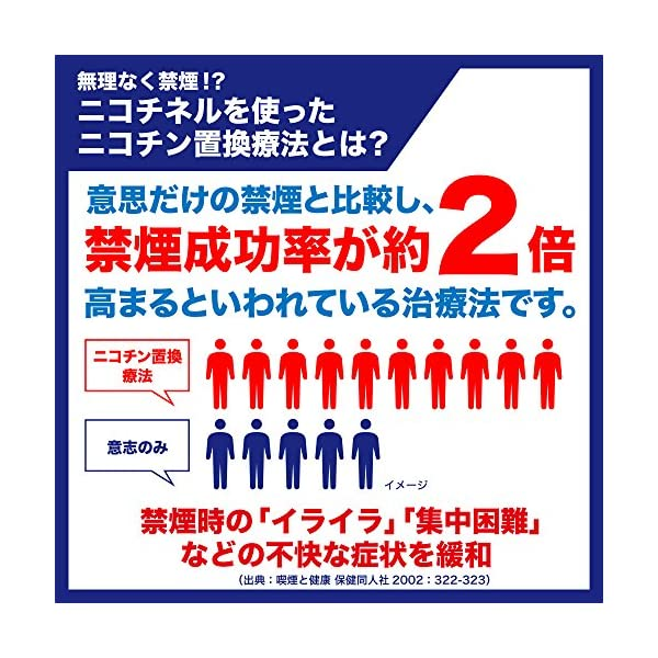 【指定第2類医薬品】ニコチネル ミント 20個...の紹介画像4