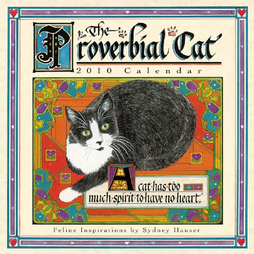 The Proverbial Cat 2010 Calendar