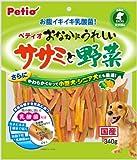 ペティオ (Petio) おなかにうれしい ササミと野菜 340g