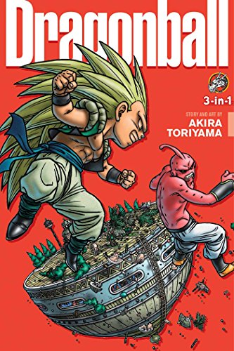 Download Dragon Ball (3-in-1 Edition), Vol. 14: Includes vols. 40, 41 & 42 (14) 1421582120