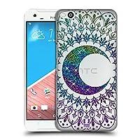 Head Case Designs マンダラ ムーン・イラストレーション ハードバックケース HTC One X9