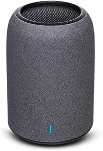 Bluetooth スピーカー ZENBRE M4 超小型 ワイヤレス ぶるーつうすスピーカー 8時間連続再生 高音質 低音強化 マイク搭載 AUX対応 車載/ポータブル ブルートゥーススピーカー (ブラック)