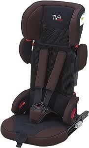 日本育児 チャイルドシート トラベルベスト ECFix エターナル・ブラウン 9kg~25kg対象 ISOFIX対応