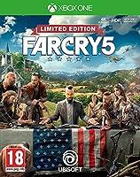 Far Cry 5 Limited Edition (Xbox One) (輸入版)