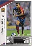 WCCF/08-09/FCバルセロナ/白/293/ジェラール・ピケ