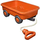 Wagon - Orange Closed Box