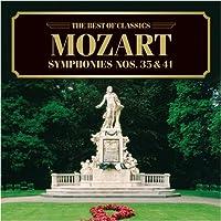 モーツァルト:交響曲第35番「ハフナー」&第41番「ジュピター」