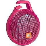 【国内正規品】JBL CLIP+ ポータブルワイヤレススピーカー IPX5防水機能 Bluetooth対応 ピンク  JBLCLIPPLUSPINK