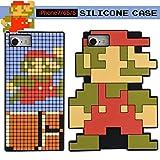 【カラー:B】iPhone7 iPhone6S iPhone6 スーパーマリオ キャラクター シリコン ケース ソフトケース シリコンケース マリオ ドット メンズ かわいい アイフォンセブン アイフォン7ケース iphone7ケース iphone6sケース スマホカバー スマホケース s-gd_78944