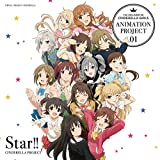 THE IDOLM@STER CINDERELLA GILRS ANIMATION PROJECT 01 Star!!【通常盤】 画像