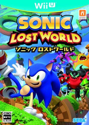ソニック ロストワールド - Wii U