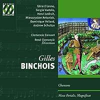 Binchois - Vocal Works (2007-02-22)