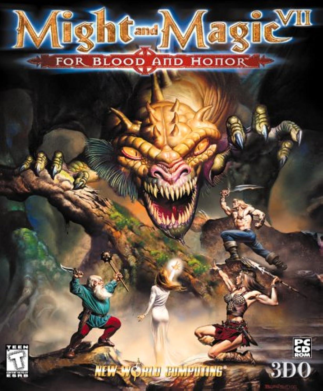 スクランブルハンディキャップコメンテーターMight and Magic 7: For Blood & Honor (輸入版)
