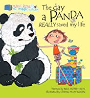 The Day a Panda Really Saved My Life (Abbie Rose and the Magic Suitcase)