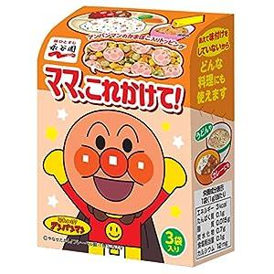 永谷園 アンパンマン、ママ、これかけて! 3食入×6個