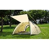 ホールアース(ホールアース) アウトドア ワンタッチテント240エントリーセット WE27DA23 キャンプ用品