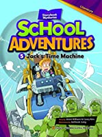 e-future School Adventures レベル2-5 Time Machine CD付 英語教材