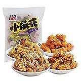 ?吉旺福混装麻花 多味混合小さなひねり菓子重慶専門スナック 512g*1袋