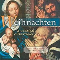 Weihnachten: a German Christmas