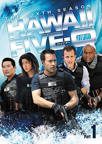 Hawaii Five-0 シーズン6 DVD-BOX Part1(6枚組)