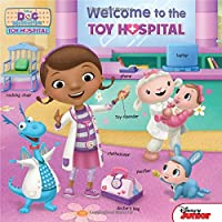 Doc McStuffins Welcome to the Toy Hospital (Doc Mcstuffins Toy Hospital)
