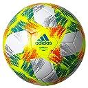 adidas(アディダス) 4号球(小学生用) サッカーボール コネクト19 キッズ AF400 サーマルボンディング製法 2019年FIFA主要大会試合球レプリカ4号球モデル イエロー×ホワイト