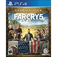 Far Cry 5 - Gold Edition (輸入版:北米) - PS4