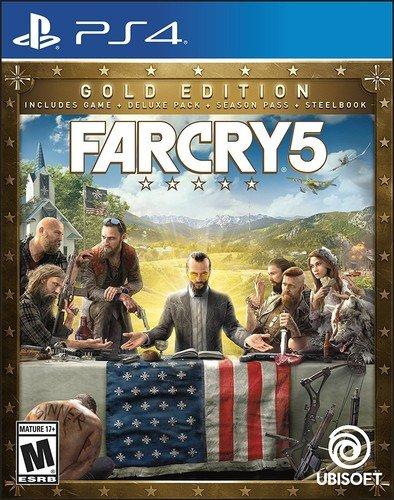 Far Cry 5 - Gold Edition (輸入版:...
