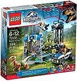 [レゴ]LEGO Jurassic Park Jurassic World Raptor Escape Set # 75920 [並行輸入品]