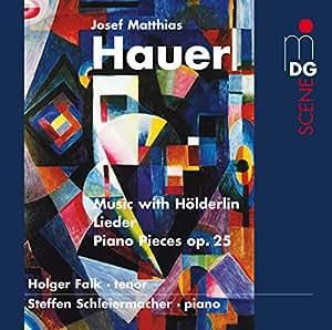 With Hlderlin (Songs & Piano Pieces)