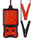Automotive Relay Tester, Diagnostic, Test and Measurement Tools,Code Readers and Scan Tools,Test Relay Open and Close,with LE