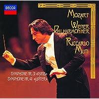 モーツァルト:交響曲第31番「パリ」&第41番「ジュピター」
