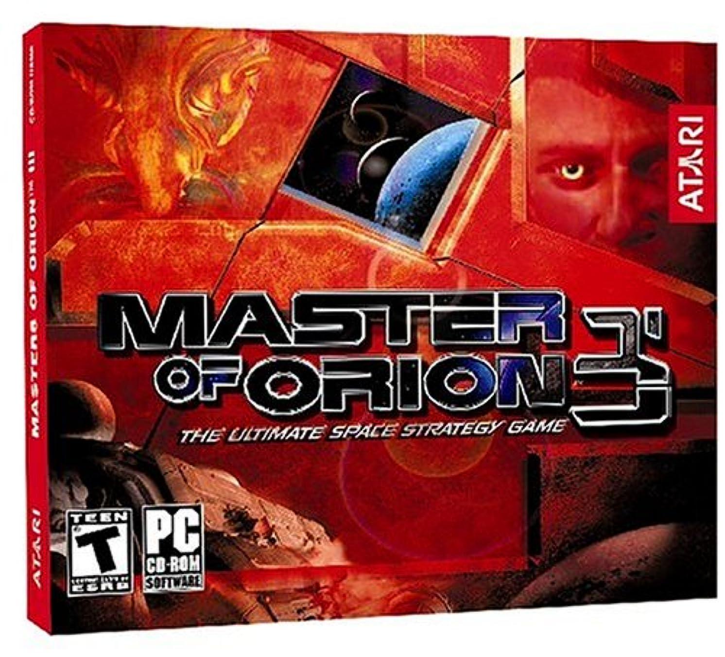 コンテスト宙返りシャックルMaster Of Orion 3 (Jewel Case) (輸入版)