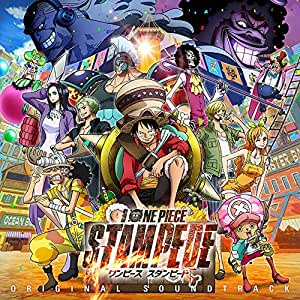 ONE PIECE STAMPEDE OriginalSoundtrack