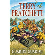 Guards! Guards!: (Discworld Novel 8) (Discworld series)