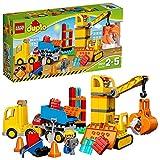 """レゴ (LEGO) デュプロ デュプロ®のまち""""工事現場とはたらく車"""" 10813 [並行輸入品]"""