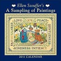 Ellen Stouffer A Sampling of Paintings: 2011 Mini Wall Calendar
