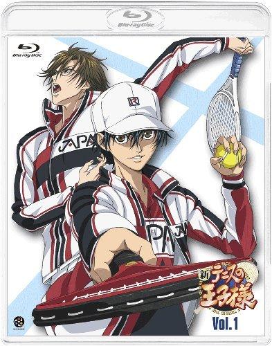 新テニスの王子様 1  Blu-ray