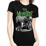 Rock Rebel Universal Junior's The Munsters Family Coach T-Shirt