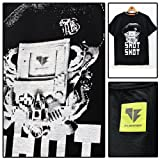 THUNDERBOX サンダーボックス SHOTSHOT 半袖 Tシャツ M BLACK