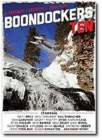 Boondockers 10! DVD Canada & USA パウダーライディング・バックカントリー アドベンチャー スノーモービル DVD